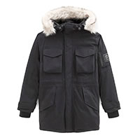 EXPEDITION PARKA BLACK - Timberland
