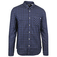 FLANNEL BLACK RIVER NIGHT BLUE - Timberland