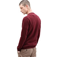 PULL CREW NECK SANGRIA - Timberland