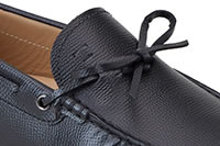 CITY GOMMINO NEWPORT NOIR - Tod's
