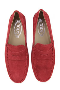 MOCASSINO NUOVO MARLIN ROUGE - Tod's