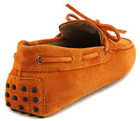 NEW GOMMINI ORANGE - Tod's