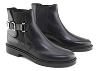 TODS CHELSEA BUCKLE BLACK - Tod's