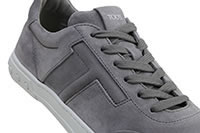 TODS SNEAKER T GRIS - Tod's