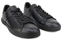TODS SNEAKER XY ALL BLACK - Tod's