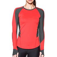 ALLSEASON REACTOR RUN RED - Under Armour