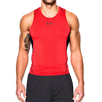 ARMOUR HG TANK ROUGE - Under Armour
