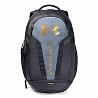 BACKPACK HUSTLE BLACK GOLD - Under Armour