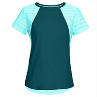 DISRUPT MESH TURQUOISE - Under Armour
