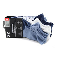 ESSENTIAL NOSHOW BLUE - Under Armour