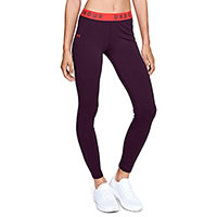 FAVORITE LEGGING BORDEAUX - Under Armour