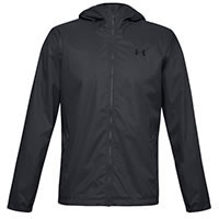 FOREFRONT RAIN JACKET BLACK - Under Armour