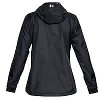 FOREFRONT RAIN JACKET W BLACK - Under Armour