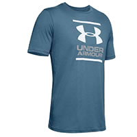 FOUNDATION TEE THUNDER - Under Armour