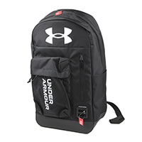 HALFTIME BACKPACK BLK - Under Armour
