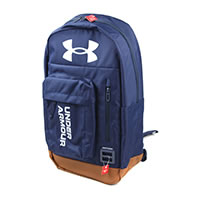HALFTIME BACKPACK NAVY - Under Armour