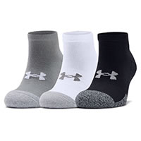 HEATGEAR LOWCUT 3PACK - Under Armour