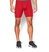 HG COOLSWITCH SHORT ROUGE - Under Armour