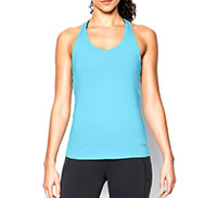 HG COOLSWITCH TANK BLEU - Under Armour