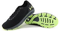 HOVR SONIC 3 BLK FLUO - Under Armour