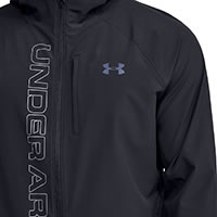JACKET QUALIFIER STORM BLACK - Under Armour