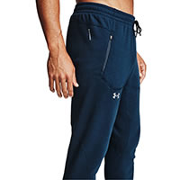 JOGGER FLC CHARGED COTTON NAVY - Under Armour
