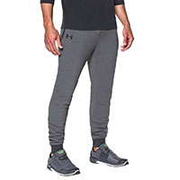 JOGGER THREADBORNE GREY - Under Armour