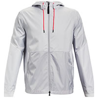 LEGACY WINDBREAKER GREY - Under Armour