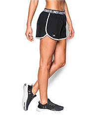 PERFECT PACE SHORT NOIR - Under Armour