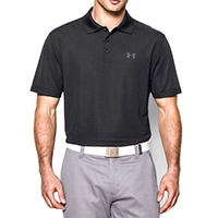 POLO PERFORMANCE BLACK - Under Armour