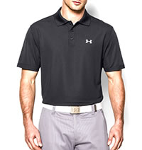 POLO PERFORMANCE NOIR - Under Armour