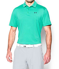 POLO PLAYOFF VERT - Under Armour