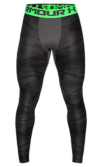 PRINTED LEGGING GRAY - Under Armour