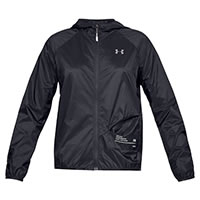 QUALIFIER STORM JACKET BLACK - Under Armour