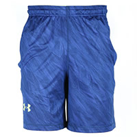 RAID NOVELTY SHORT BLEU - Under Armour