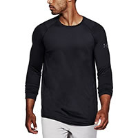 RAID TSHIRT ML BLACK - Under Armour