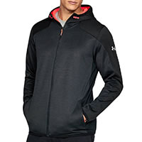 REACTOR FULL ZIP GREY - Under Armour