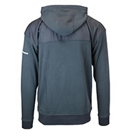RIVAL TERRY ZIP BLACK - Under Armour
