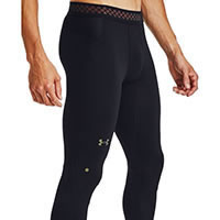 RUSH LEGGING 2 BLACK - Under Armour