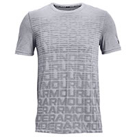 SEAMLESS WORDMARK GREY - Under Armour