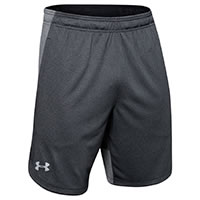 SHORT TRAINING KNIT BLACK - Under Armour