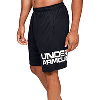 SHORT WORDMARK BLACK - Under Armour