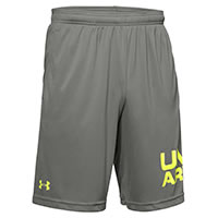 SHORT WORDMARK GREEN - Under Armour