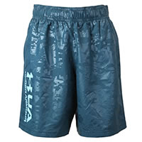 SHORT WOVEN EMBOSS BLUE - Under Armour