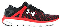 SPEEDFORM TWIST NOIR ROUGE - Under Armour