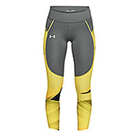 SPEEDPOCKET RUN GREY YELLOW - Under Armour