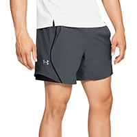 SPEEDPOCKET SHORT GREY - Under Armour