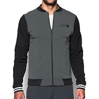 SPORTSTYLE BOMBER BLACK - Under Armour