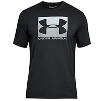 SPORTSTYLE SHIRT BOXED BLACK - Under Armour