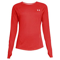 STREAKER W ML RED - Under Armour